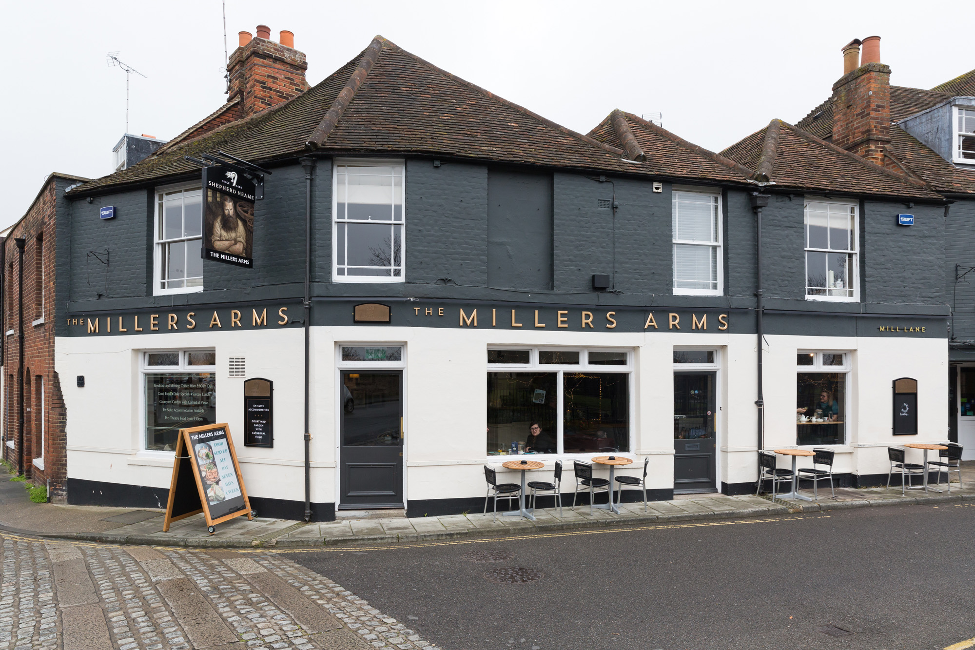Millers Arms, Canterbury