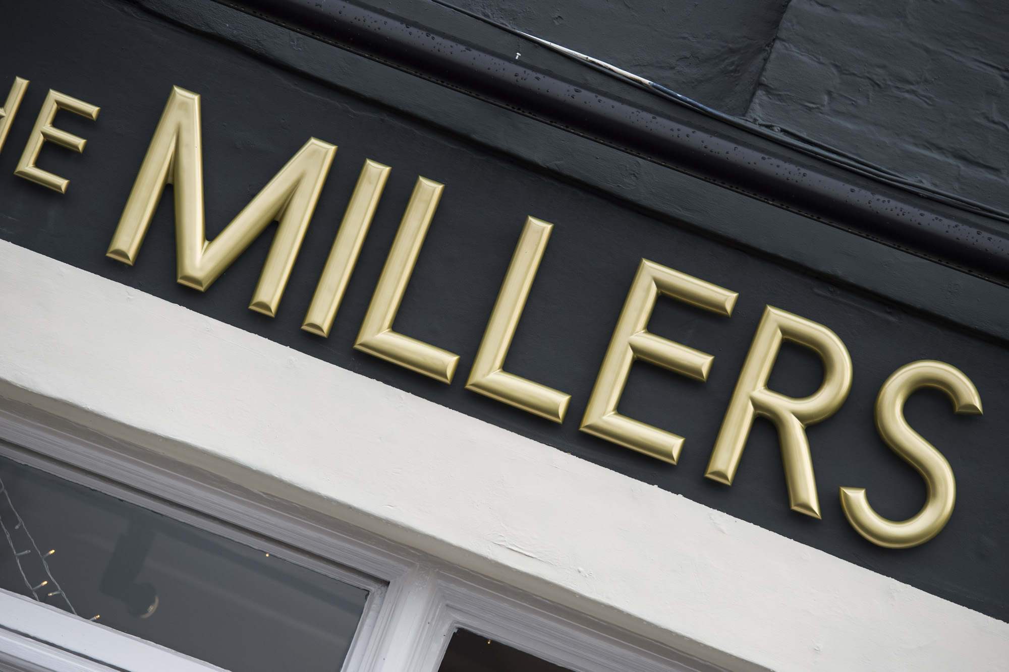 Millers Arms, Canterbury - Exterior